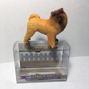 обложка Собака породы Чау-чау