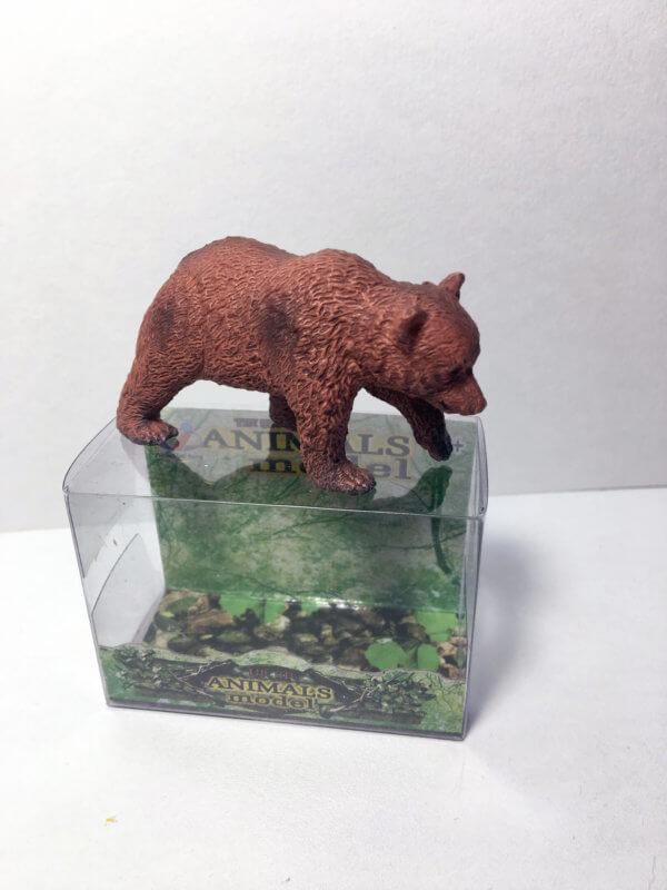 обложка Медведь
