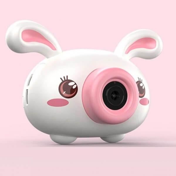 """Обложка Bubble camera для создания мыльных пузырей """"Зайчик"""""""